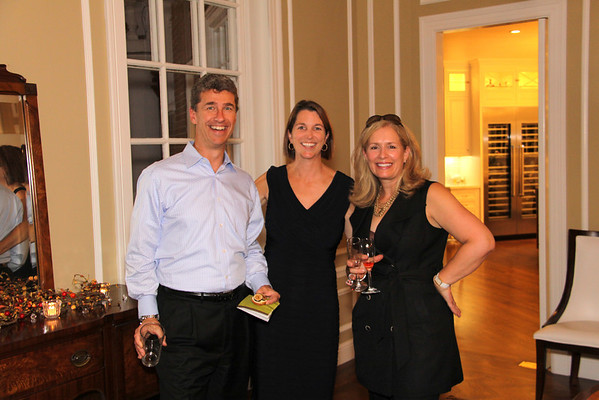 EBAC Auxiliary Benefactor Party 2012