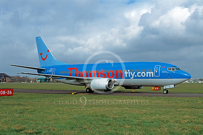Thomson Airline Boeing 737 Airliner Pictures