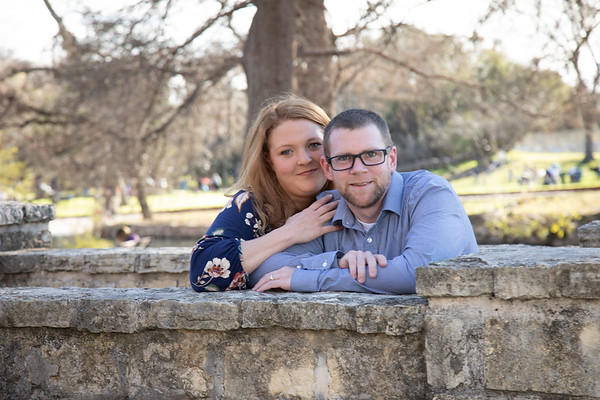 Traci and Cooper Engagements