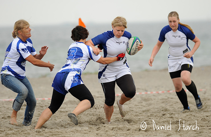 Beach Rugby Amager Strand 2011
