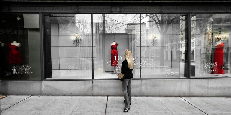 The Red Dress, Seattle - Washington