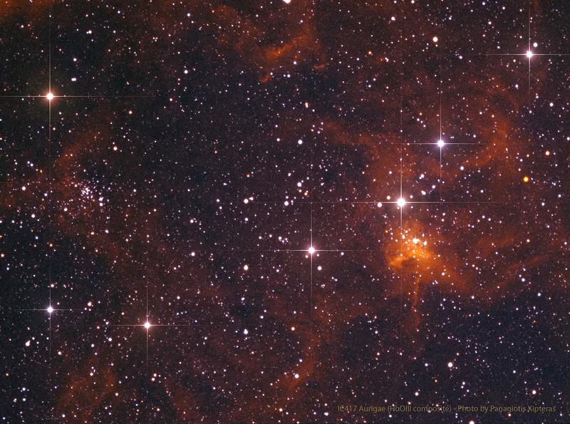 IC417 Aurigae - HaOIII BiColor Image.jpg