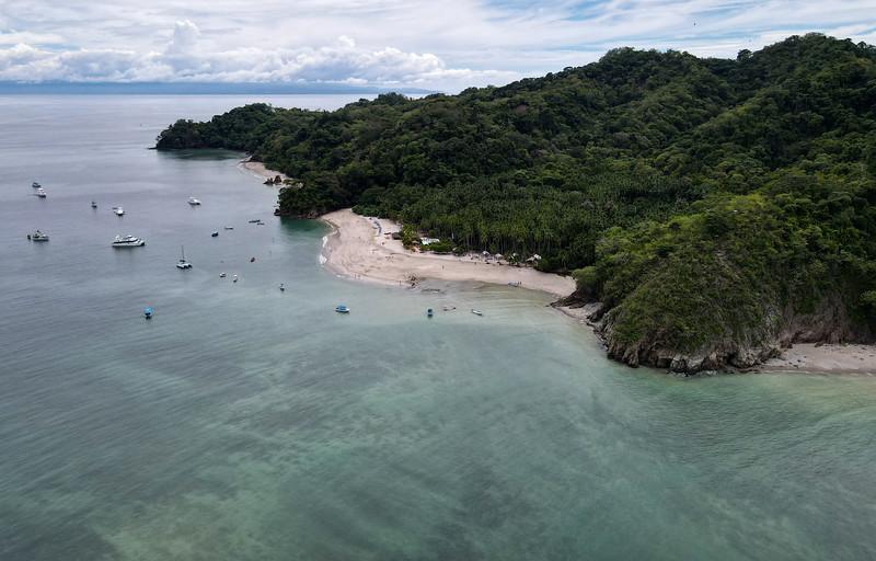 Tortuga Island (Isla Tortuga), Pacific Coast, Costa Rica