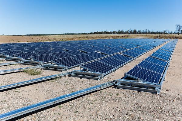 Combabula Redeployable Solar Farm