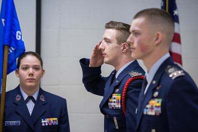 OH157- 2018 Cadet Change of Command