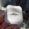 .61ct Old European Cut Diamond Vintage Solitaire, by Tiffany & Co  GIA F VS2 14