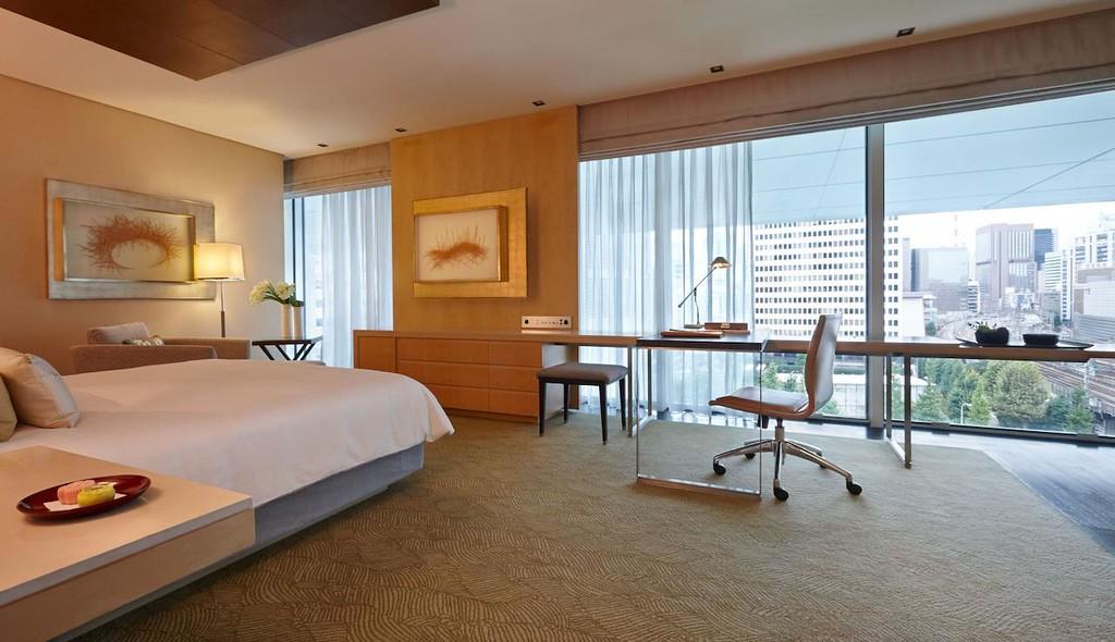 Four Seasons Hotel Tokyo at Marunouchi – Tokyo Station and Marunouchi District