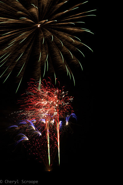 FIREWORKS NY2014 Coogee