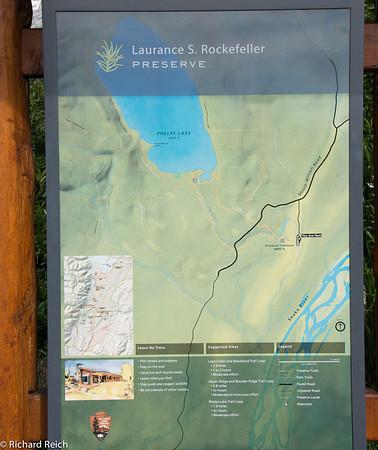Grand Teton National Park-Rockefeller Preserve