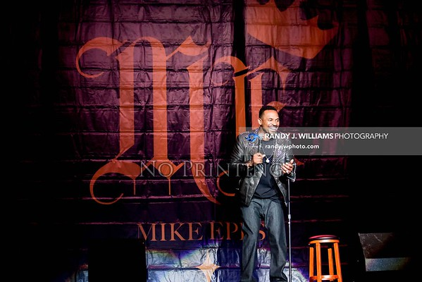 Mike Epps: I'm Still Standing Tour