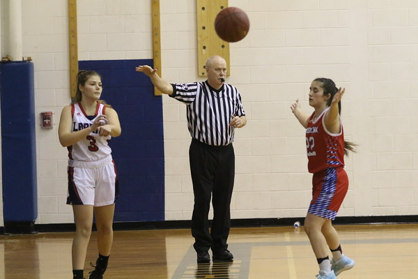 FEW VARSITY GIRLS BASKETBALL/MASSENA
