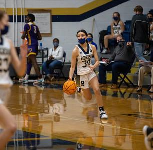 Girls Varsity Basketball 1/26