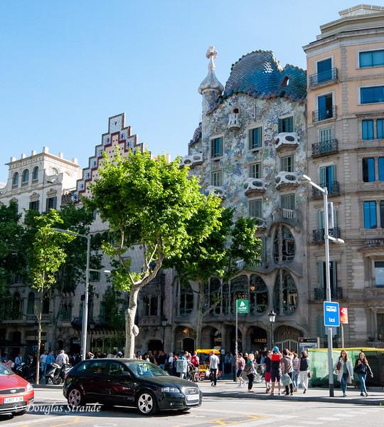 Barcelona: Casa Batllo