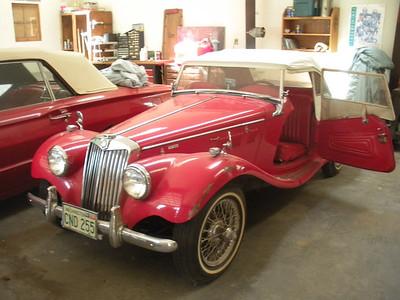 1955 MG - Walt R