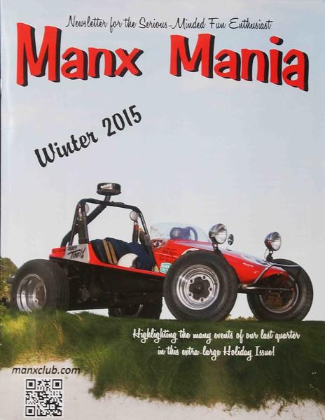 Manx Mania - Winter 2015