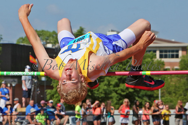 06/07/14 State Track Meet Division 1 & Catholic Central