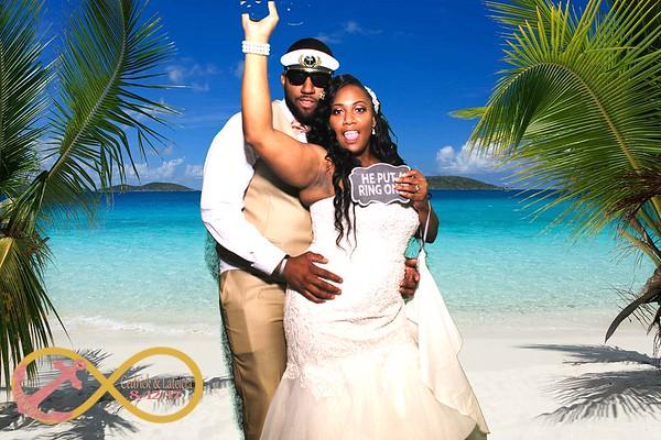Cedrick and Laticia's Wedding 2017