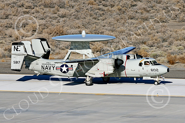 US Navy VAW-113 BLACK EAGLES Military Airplane Pictures