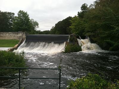 09-08-11 Falls River Dam