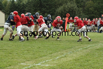 Albrook FB Jamboree 09 Cotton vs Mesabi Academy