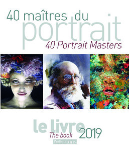 Featured in book 40 Portrait Masters