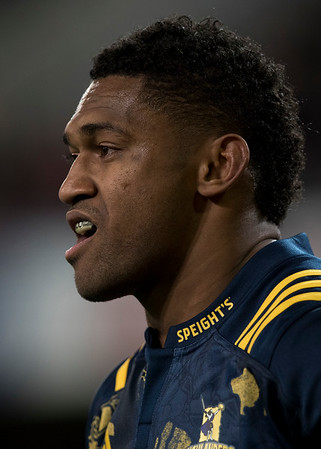 Waisake Naholo, during game 4 of the British and Irish Lions 2017 Tour of New Zealand,The match between  Highlanders and British and Irish Lions, Forsyth Barr Stadium, Dunedin, Tuesday 13th June 2017 (Photo by Kevin Booth Steve Haag Sports)  Images for social media must have consent from Steve Haag