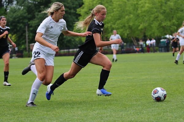 Soccer Girls State Final vs Shrine - KCHS 6/15/19
