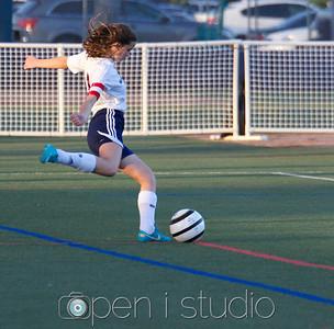 2013 Girls MS Soccer
