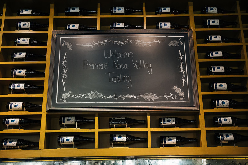 Premiere Napa Valley 20 Case Lot Preview Tasting