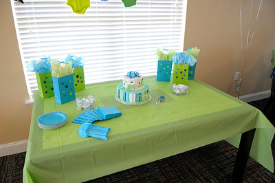 Keshuna & Cole Baby Shower 2013