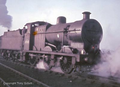 Midland Railway 3835 Class 0-6-0