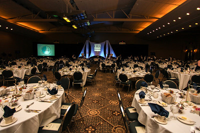 2012 Friday Awards Dinner Reception and Ceremony
