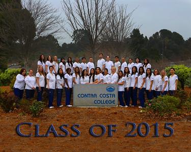 CCC Nursing Class of 2015 Group Pics