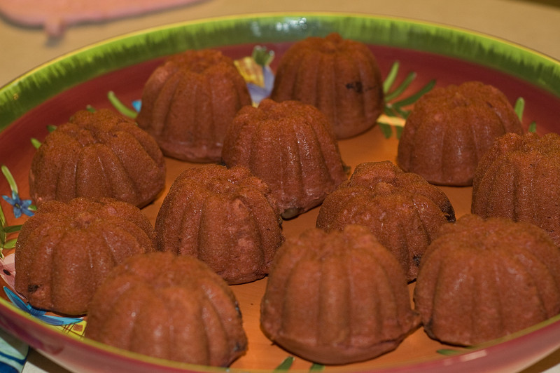 Tara 30th cupcakes
