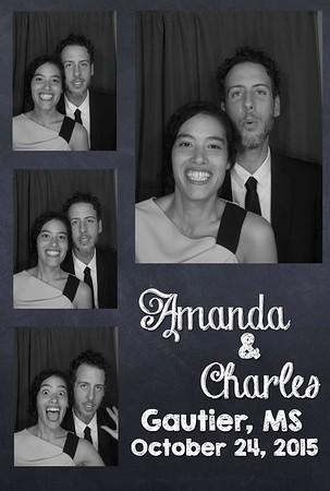 Amanda & Charles' Wedding