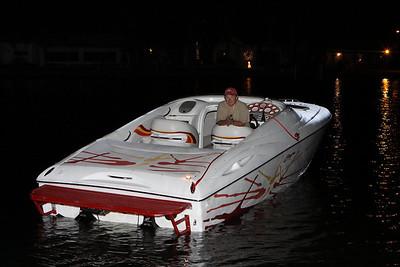 Treasure Island Boat Parade... Monday Dec 14, 2009