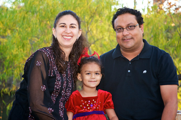 The Di Benedetto-Singh Family 2010