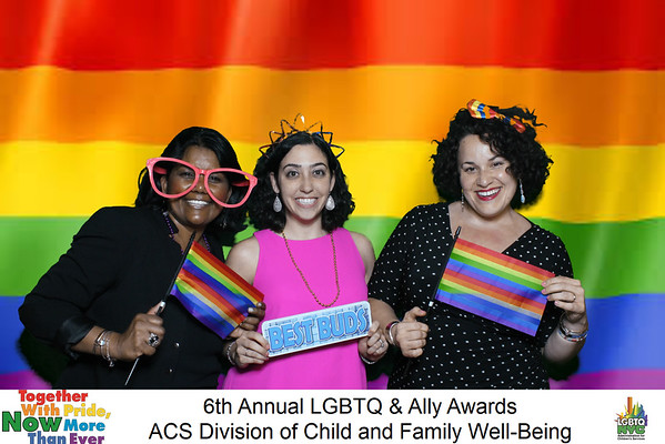 6th Annual LGBTQ & Alley Awards Acs Divison of child and family well being