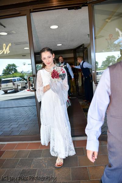 Pre-Ceremony - Walking Photos