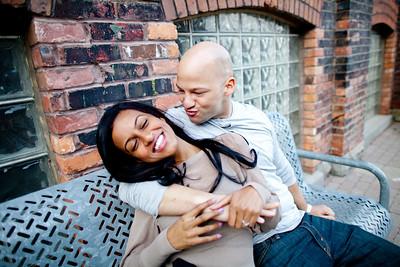 Amanda + Justin | Engagement Session