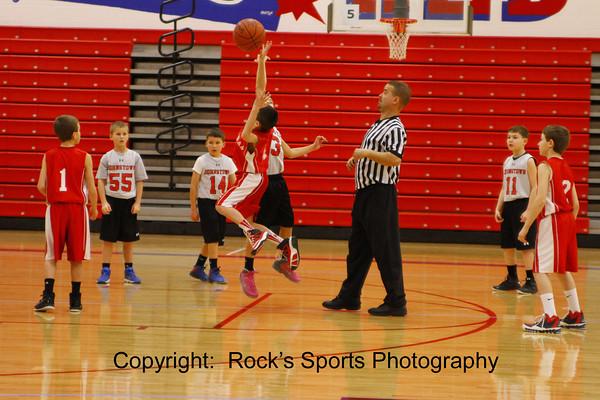 Sheridan vs Johnstown 4th Grade
