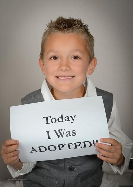 Adoption Day - Nov 20, 2015