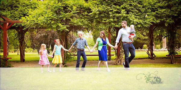 The Penrod Family Mini-Session