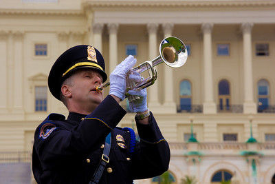 National Peace Officer's Memorial Day Service - US Capitol lawn (2009)
