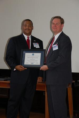 POGO's ESGR Award 2007