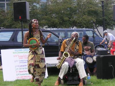 Peace Show 2007