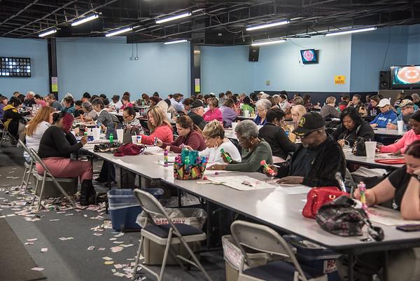 Charity Hall Bingo