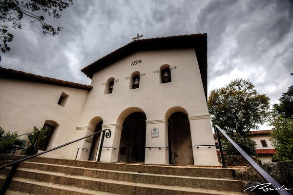 Mission San Luis Obispo De Tolosa - San Luis Obispo