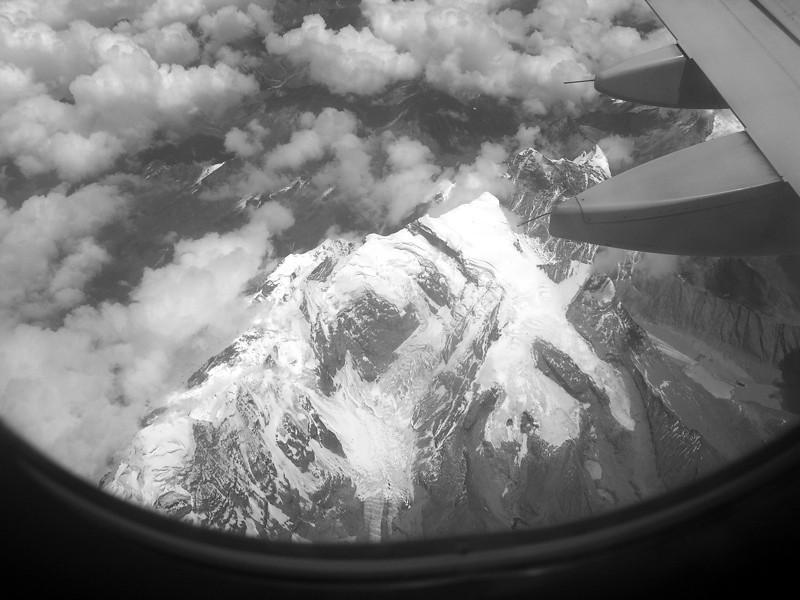 Himalayan Mountain Vistas - Kathmandu, Tibet
