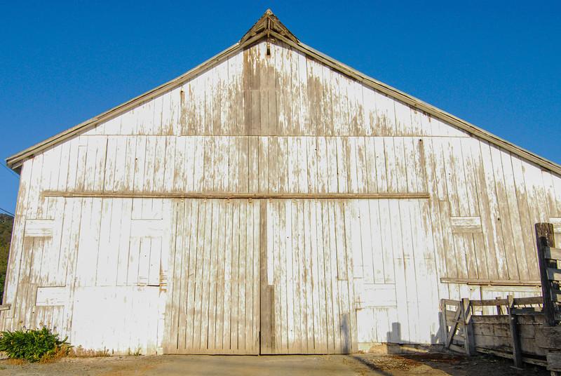 Old Barn Petaluma, CA